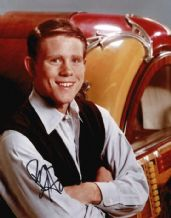 Ron Howard Autograph Signed Photo - Happy Days